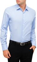 Canali Jersey Fine Stripe Shirt