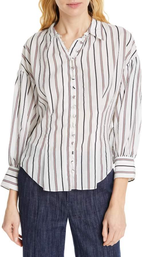 Joie Minya Stripe Shirt