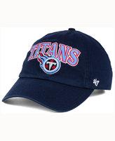 '47 Tennessee Titans Altoona Clean Up Cap