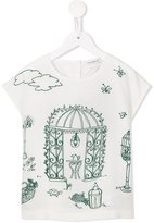 Dolce & Gabbana illustration print T-shirt