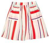 Margherita Girl's Print Skirt