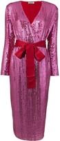 ATTICO The sequin dress