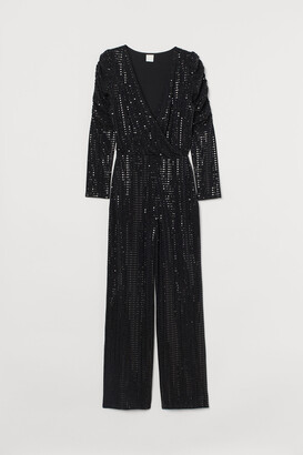 H&M Shimmery jumpsuit