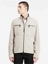 Calvin Klein Light Suede Jacket
