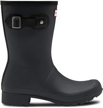 Hunter Short Tour Rubber Rain Boots