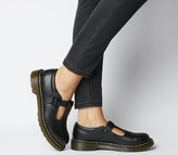Thumbnail for your product : Dr. Martens Polley Youth Shoes Black