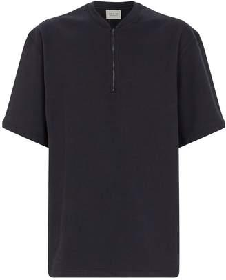 Fear Of God Half-Zip Short-Sleeved Sweatshirt