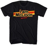 Superbad Men's McLovin T-Shirt Black