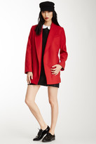 Mackage Clarence Wool Blend Coat