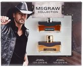 Tim McGraw McGraw & McGraw Southern Blend Men's Cologne Collection Gift Set