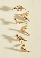Dino Doubt About It Earring Set