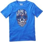 Converse Boys Skull Graphic T-Shirt