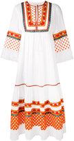 Tory Burch Annalise dress - women - Cotton - 6