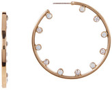 BaubleBar Carousel 44mm Hoop Earrings