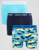 Jack & Jones Trunks 3 Pack