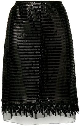 Marc Jacobs Sequin Skirt