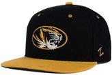Zephyr Missouri Tigers Z11 Snapback Cap
