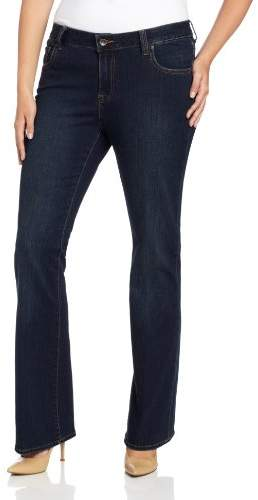 Lucky Brand Women's Plus-Size Ginger Bootcut Jean In Randleman