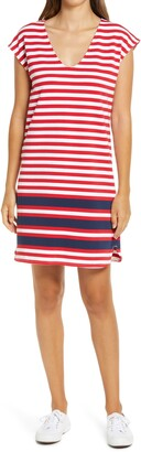 Vineyard Vines Americana Stripe Dress