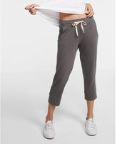 Express One Eleven Cropped Jogger Pant