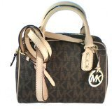 Michael Kors Small Signature Satchel