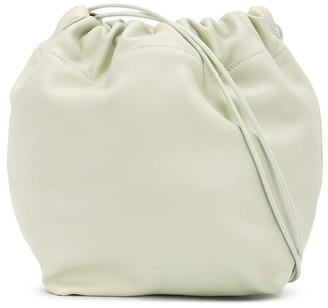 Jil Sander Drawstring Top Bag