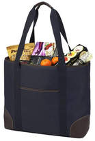 Picnic at Ascot Extra Large Insulated Cooler Tote - Classic Navy