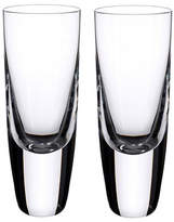 Villeroy & Boch American Bar 5.5 Inch Shot Tumbler Set Of 2
