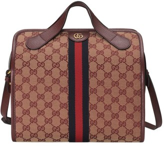 Gucci Ophidia GG Small Duffle