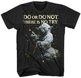 Star Wars Men's Yoda Magic T-Shirt