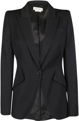 Alexander McQueen Single-Breasted Blazer