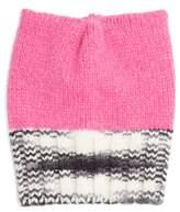 Missoni Cat-ear alpaca-blend beanie hat