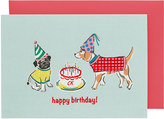 Cath Kidston Dogs Greetings Card