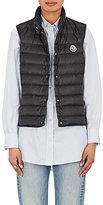 Moncler Women's Lliane Down Tech-Taffeta Vest