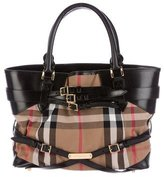 Burberry House Check Lynher Bag