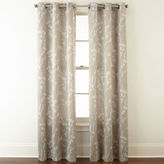Asstd National Brand Monterey 2-Pack Room Darkening Grommet-Top Curtain Panels