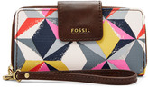 Fossil Madison Zip Multifunction