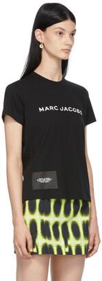 Marc Jacobs Black 'The T-Shirt' T-Shirt