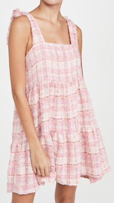 Sister Jane Prom Tweed Mini Dress