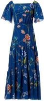 Borgo de Nor Blue Dress for Women