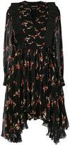 Isabel Marant Wesley floral print dress