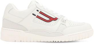 Bally Kuba Leather Sneakers
