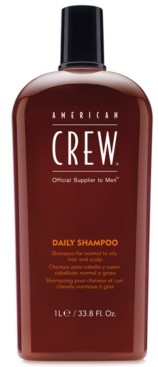 American Crew Daily Shampoo, 33.8-oz, from Purebeauty Salon & Spa