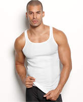 2xist Men's Underwear, Essentials Tagless Tank 3 Pack