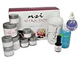 IBD nsi Attraction Nail Acrylic System Discover Kit The unique flow and spring back action are unsurpassed.