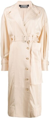 Jacquemus Belted Trench Coat