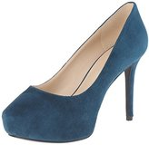 Nine West Women's Juliette Suede Platform Pump