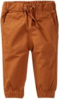 Andy & Evan Casual Twill Pant (Baby Boys)