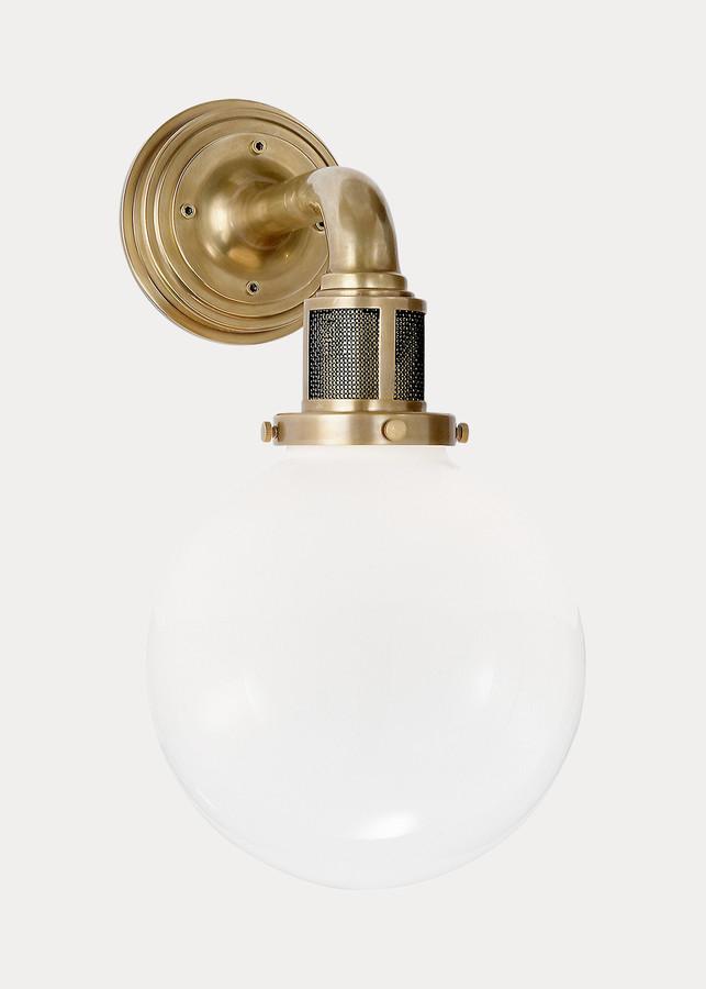 Thumbnail for your product : Ralph Lauren McCarren Single Sconce
