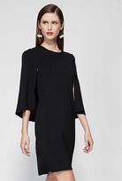 Witchery Milano Cape Dress